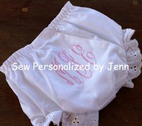 Bloomers / Diaper Cover