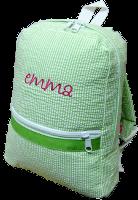 Seersucker (Toddler) Backpack